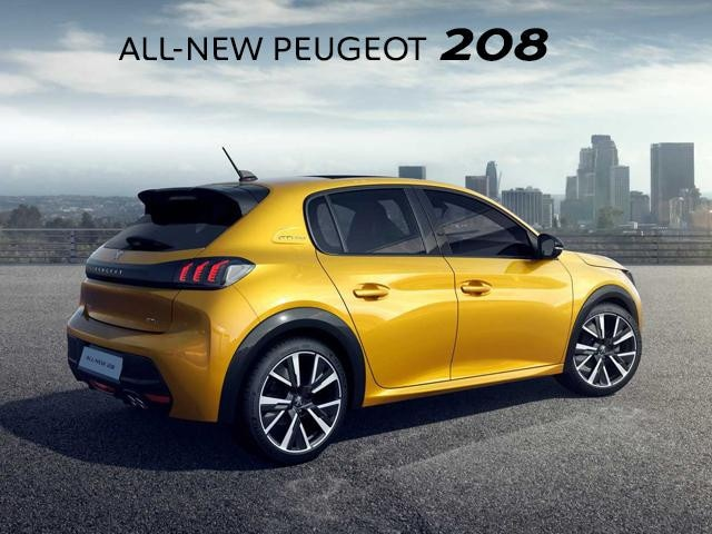 New 208 model