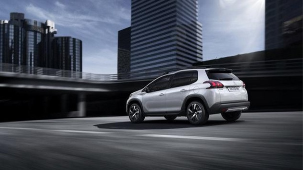 New Suv Peugeot Gt Line The Family Compact Suv