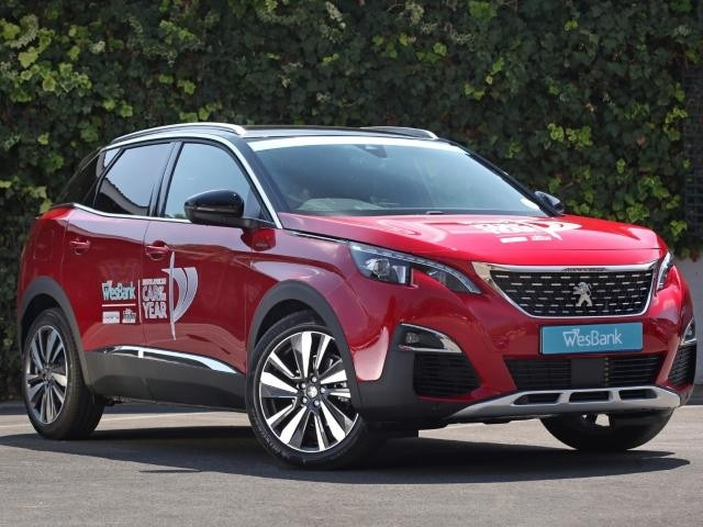 2018 peugeot suv.  Suv 3008 SUV AS WESBANK COTY FINALIST With 2018 Peugeot Suv