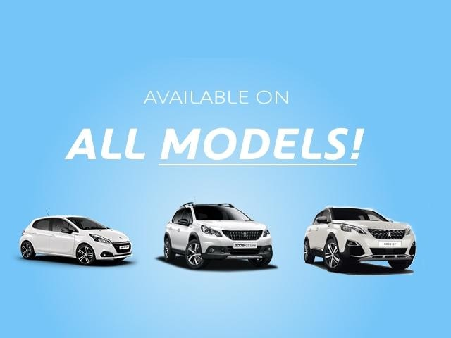 Peugeot Graduate Finance All Models