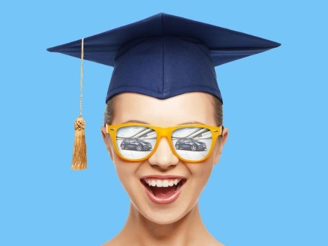 Peugeot Graduate Finance Girl