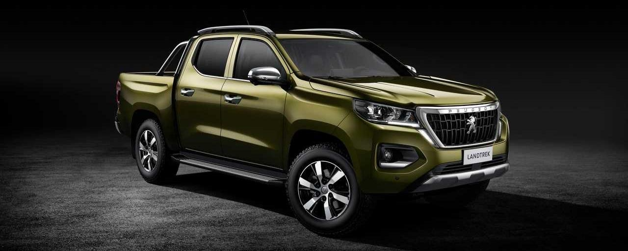 Peugeot Landtrek New