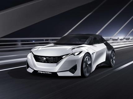 Peugeot Fractal - Discover the Fractal Concept car