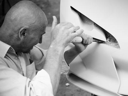 Sensory pleasure - Peugeot EX1 design