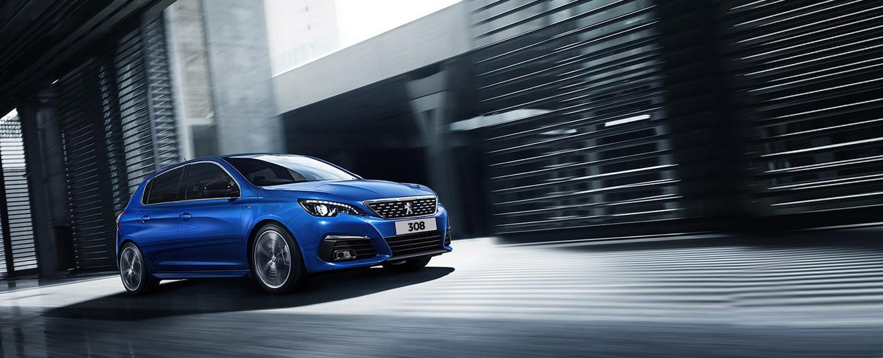 & New Peugeot 308 | Discover the compact 5-door by Peugeot South Africa