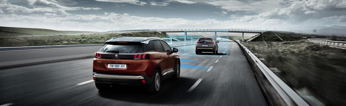 Aides à la sécurité Peugeot