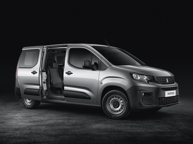 New Peugeot Partner Van - Extended Cab - Design