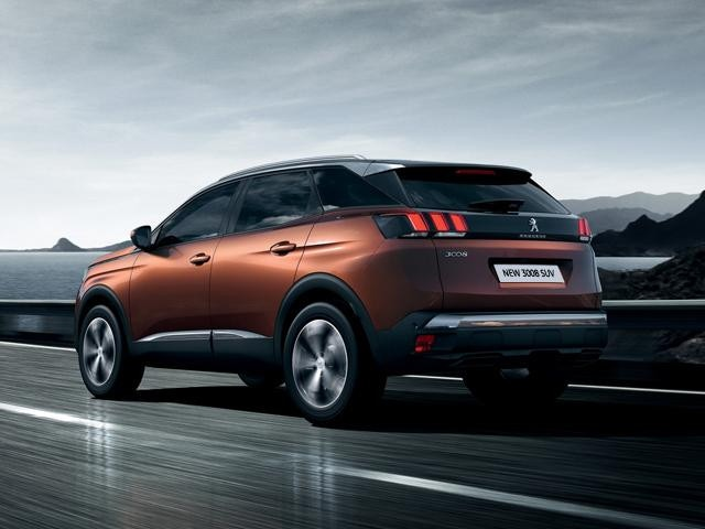 all new peugeot 3008 suv south africa. Black Bedroom Furniture Sets. Home Design Ideas
