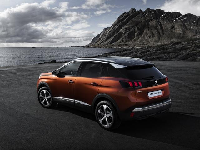 All-new Peugeot 3008 SUV - South Africa