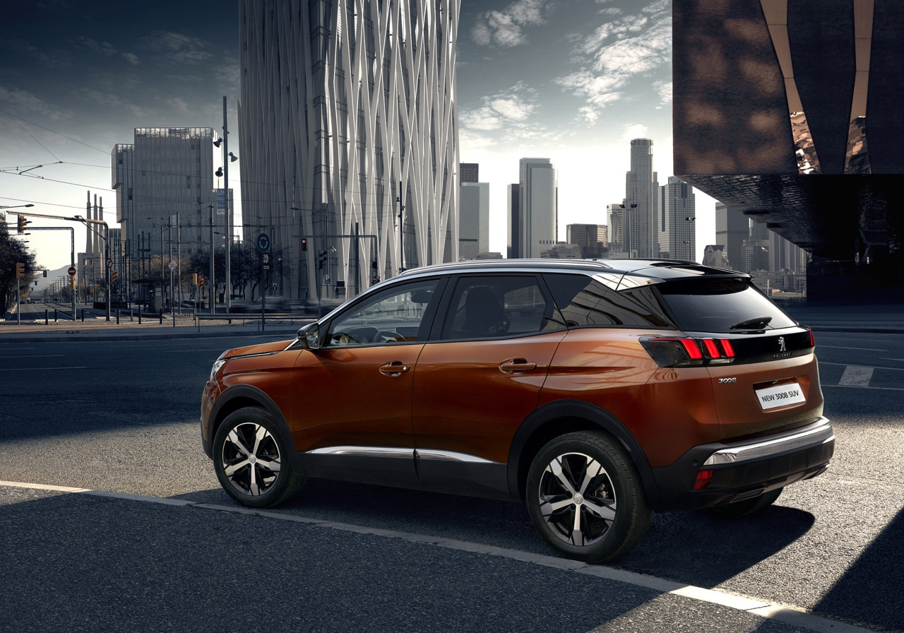 Announcing The Advanced New Peugeot Suv