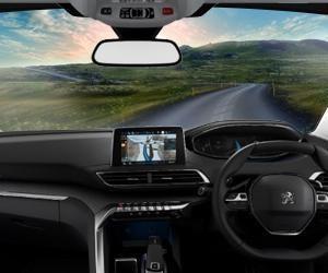 Peugeot test drive