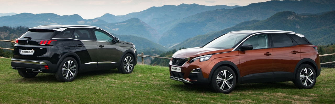 All New Peugeot 3008 Suv Style Peugeot South Africa
