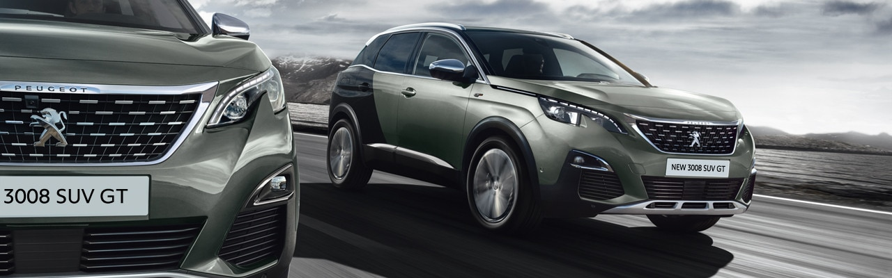 all new peugeot 3008 suv style peugeot south africa. Black Bedroom Furniture Sets. Home Design Ideas