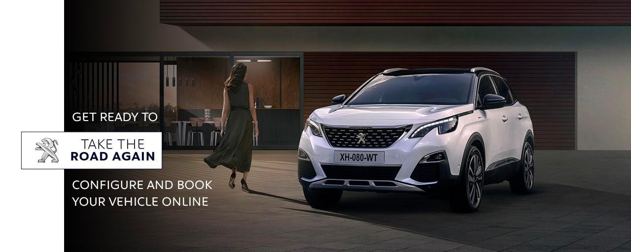Peugeot Book Online