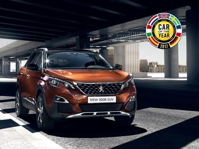 New Peugeot 3008 SUV COTY News