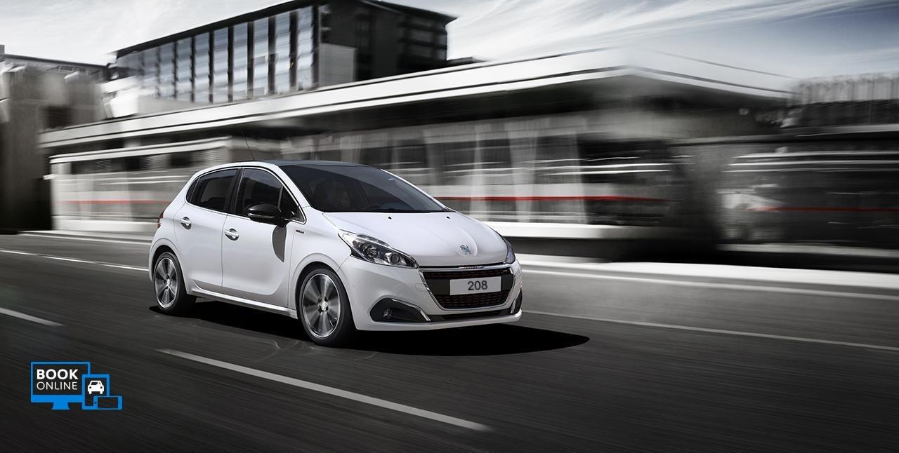 Peugeot 208 5 door New & Peugeot 208 5-door