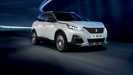 Discover The New Suv Peugeot Gt Line