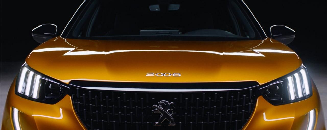 NEW SUV PEUGEOT 2008