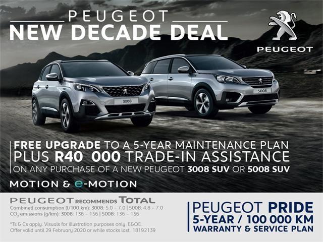 3008 offer