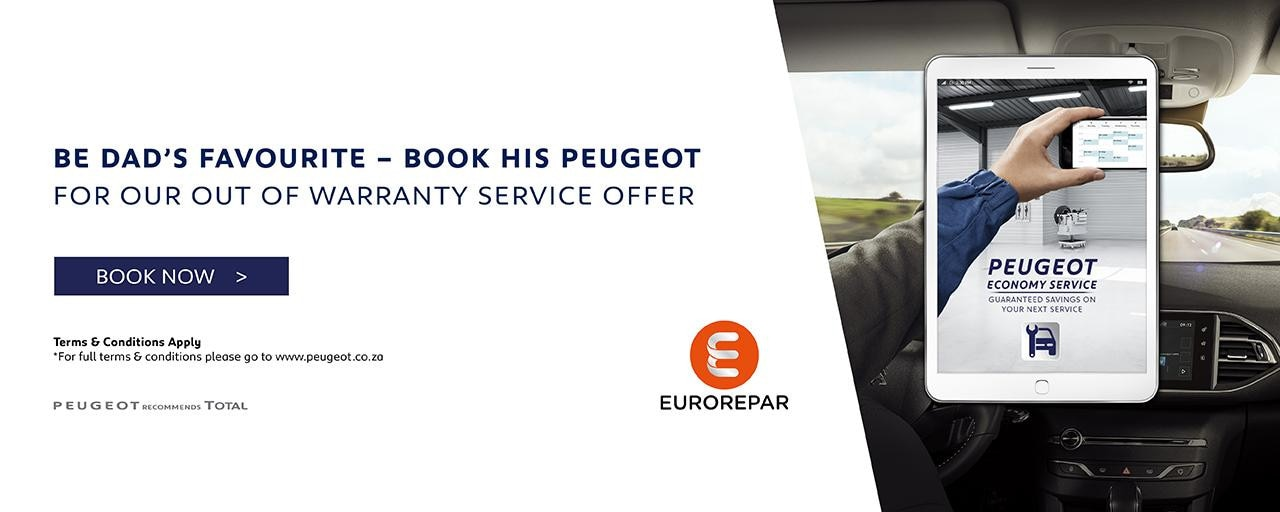 Peugeot Economy Service - Fathers Day Campaign