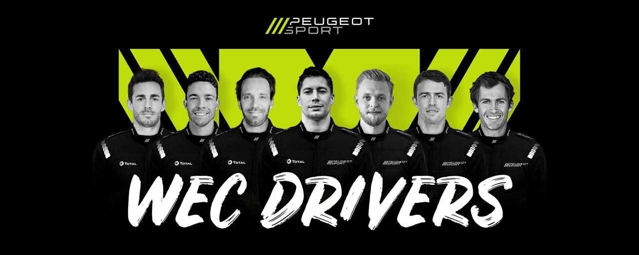 WEC DRIVERS