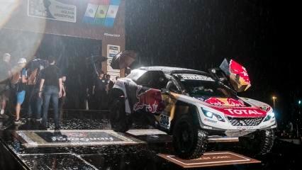 Peugeot 2017 Dakar 3