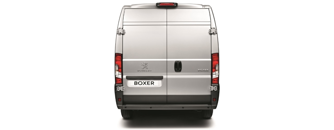 Peugeot Boxer Closed Doors