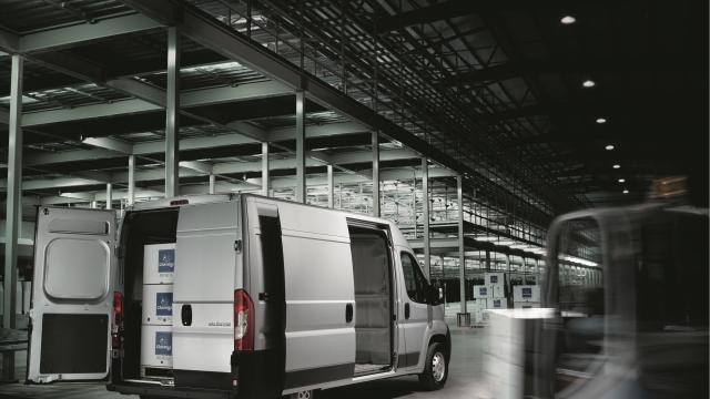 Peugeot Boxer Payload
