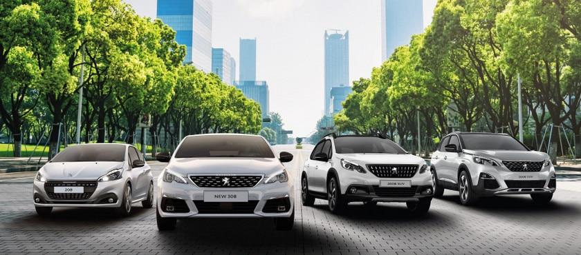 Peugeot Promotion