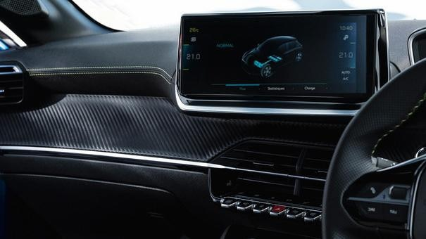 NEW PEUGEOT 208 – Fun and intuitive touchscreen