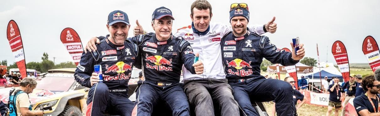 Peugeot 2018 Dakar Winner