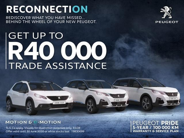 Peugeot Across The Range Offers