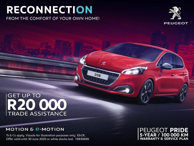 Peugeot 208 Offer