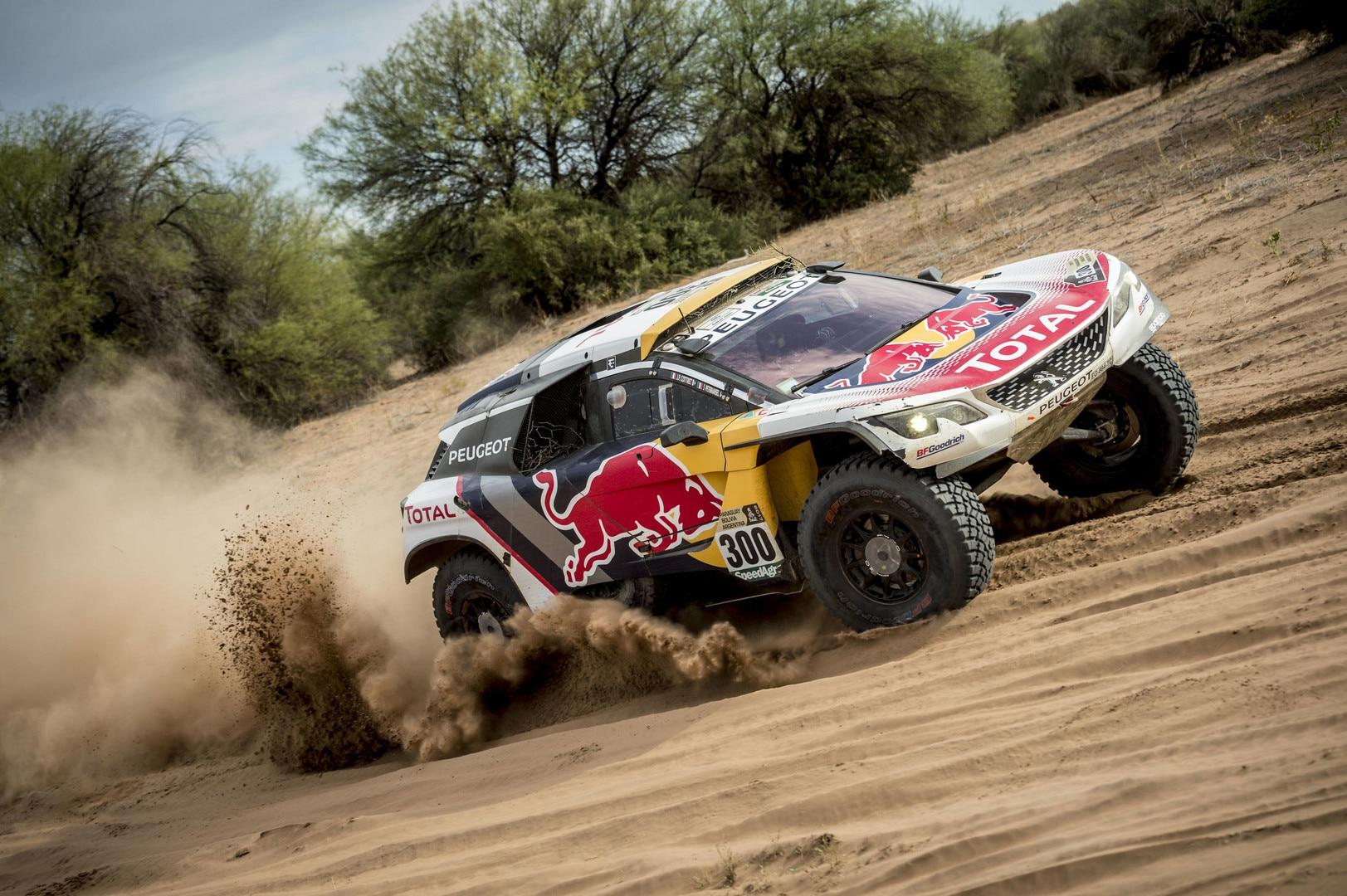 Dakar victory