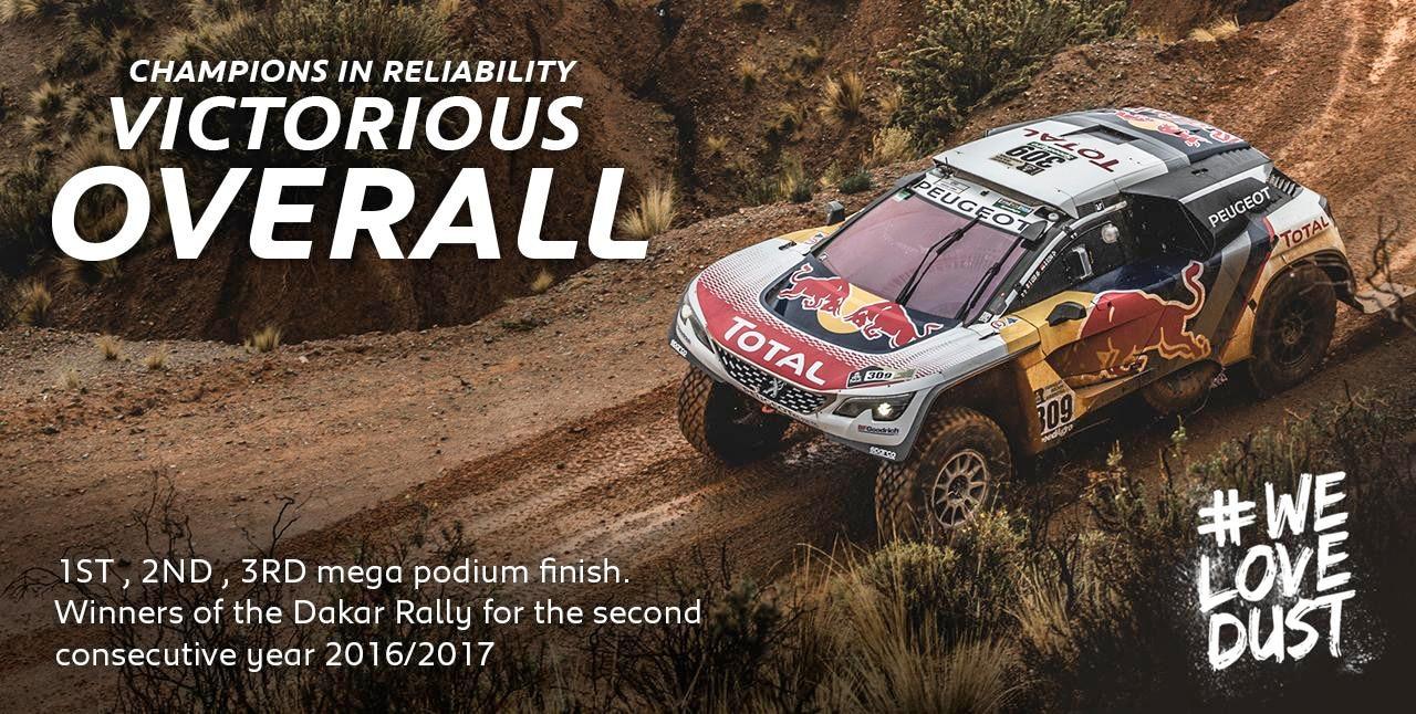 Dakar 2017 Home banner