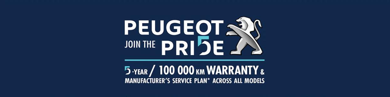 Peugeot Pride