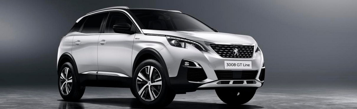 ANNOUNCING THE ADVANCED NEW PEUGEOT 3008 SUV