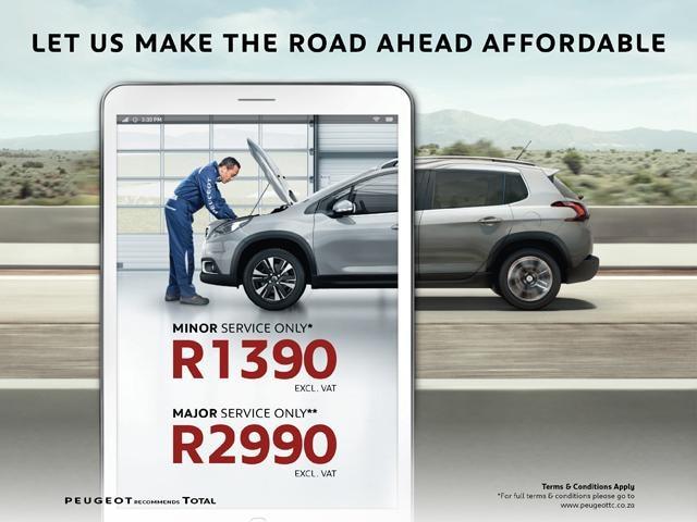 Peugeot July Campaign