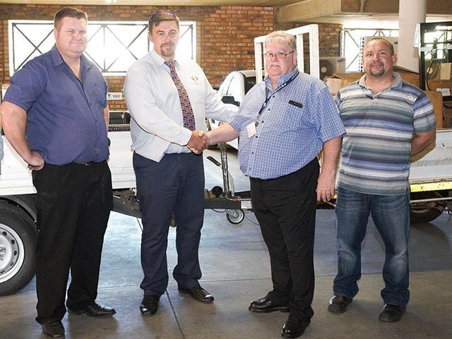 Peugeot supports Carel de Wet Technical High School