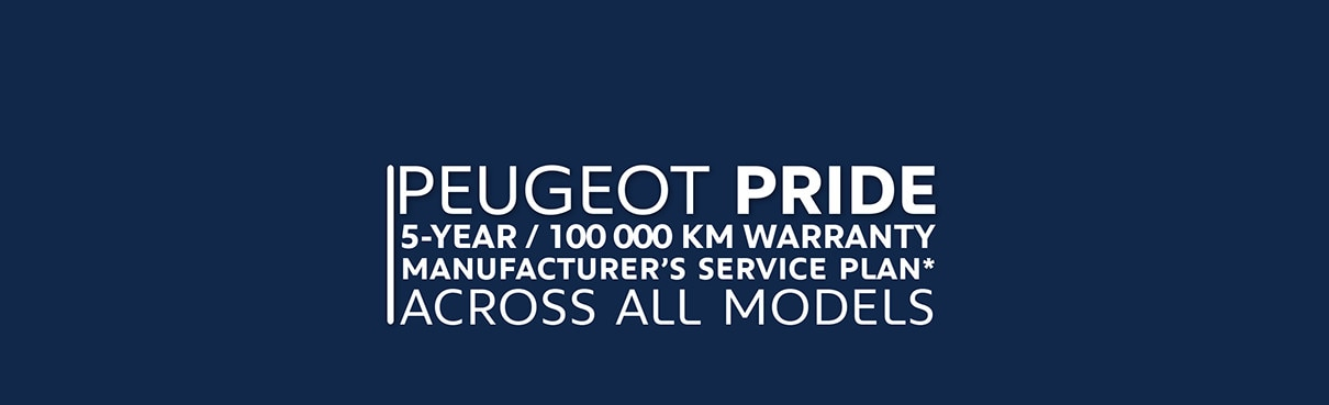 Peugeot Pride South Africa
