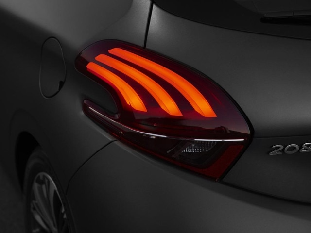 Peugeot 208 Tail Lights
