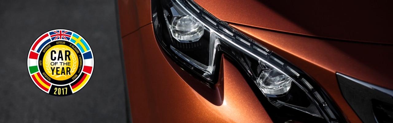 Peugeot 3008 GT LINE COTY ARTICLE