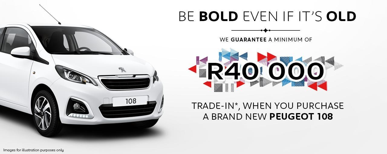 Peugeot Offer