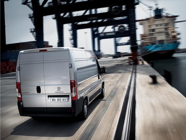 Peugeot Commercial