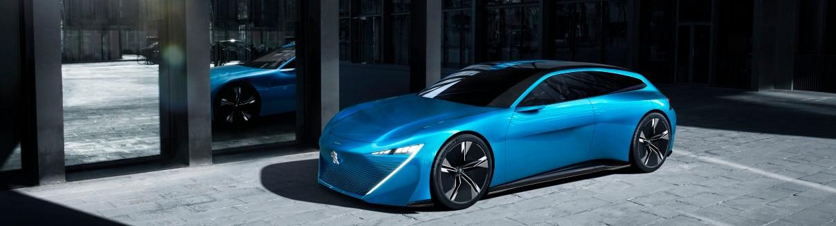 Peugeot Instinc Concept banner